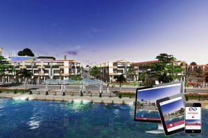 website mẫu bán bất động sản